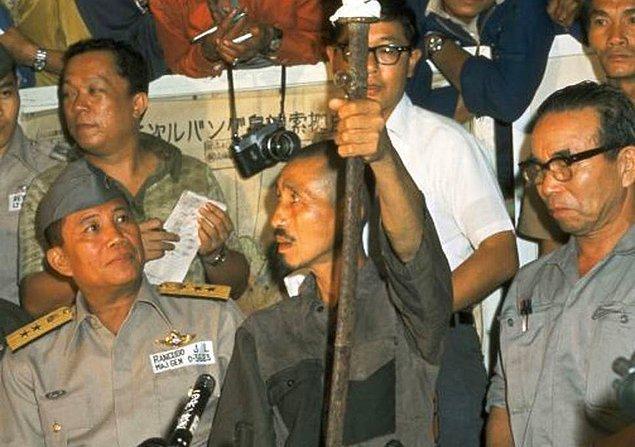 Shinimada 1954'te vurularak öldürüldü.
