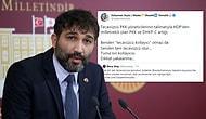 Twitter'da Süleyman Soylu ile Tartışan TİP Milletvekili Barış Atay Saldırıya Uğradı