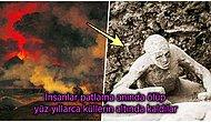 Patlamanın Ardından İki Gün Kül Yağan Pompeii Olayı Hakkında Muhtemelen Daha Önce Hiç Duymadığınız Gerçekler