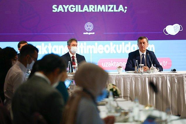 Bakan Selçuk, sendikanın 176 okul açıklaması için 'istismar zemini' yorumunu yapmıştı.