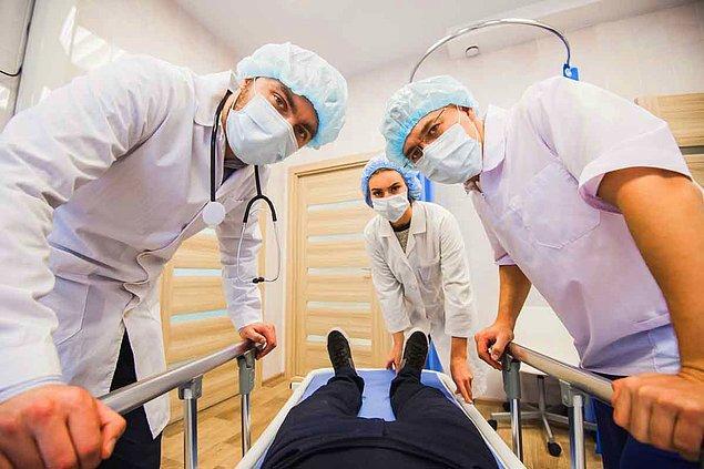 ve ilgili atasözü devreye girmiş oldu 'iyi olacak hastanın doktor  ayağına gelirmiş'...