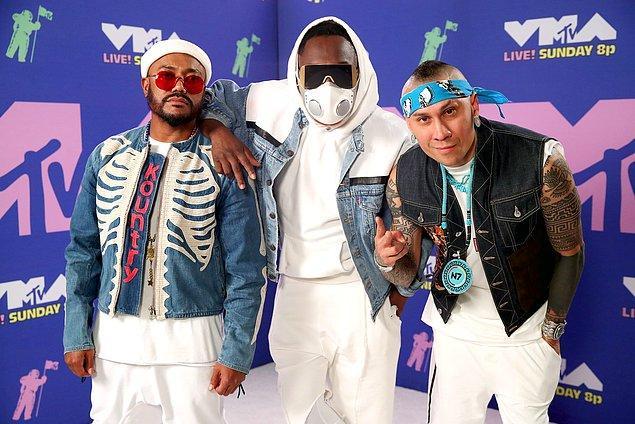 12. Black Eyed Peas