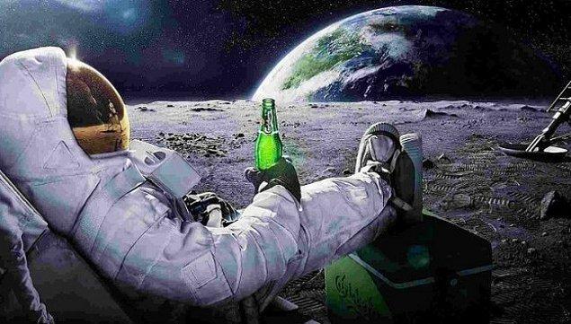 4. Uzay turizmi hızla yaklaşıyor.