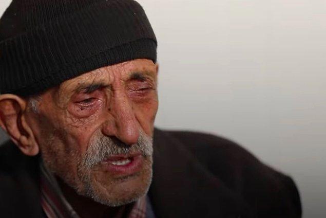 Yorgunluğu gözlerinden, yüzündeki çizgilerden okunan Hamza Amca 1974 yılında Elazığ'a gelerek burada hayatını kurmaya başlamış. Eşi ve çocuklarıyla kendi yağlarında kavrulurken felaketler peşlerini bırakmamış.