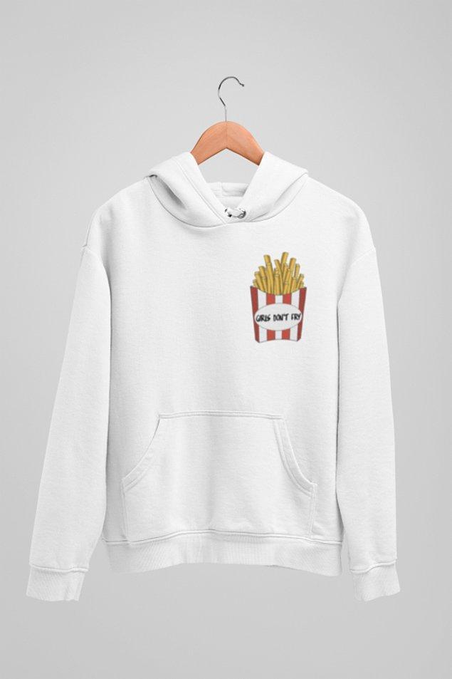 9. Taytın ya da jean'in üzerine geçireceğin şu rahat mı rahat sweatshirt'e ne dersin?