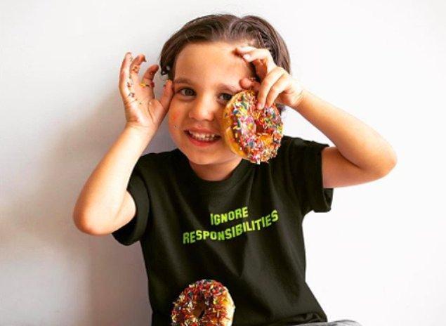 21. Çocukların da severek giyeceği tarz tasarımları var!