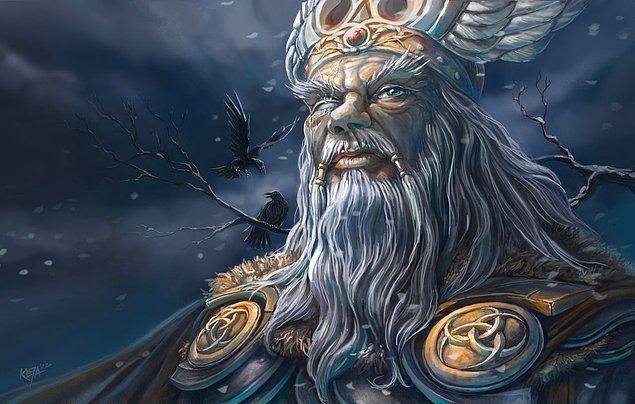 1. İskandinav Mitolojisi