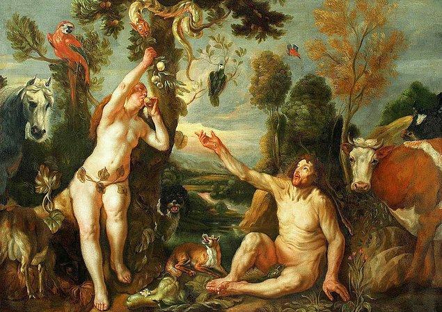5. İbrahimi Mitoloji