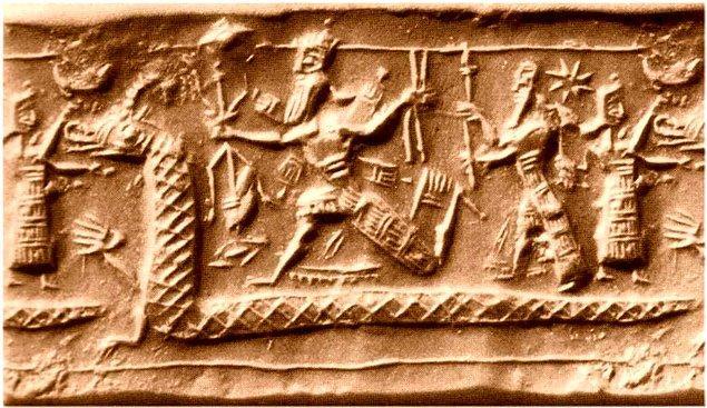 9. Babil Mitolojisi