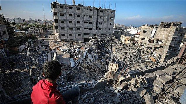 'İsrail'e yönelik saldırılara son verilecek'