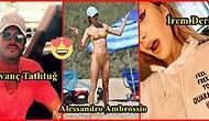 Tasarımlarıyla Victoria's Secret Melekleri'ni Bile Hayran Eden Alessandro Ambrossio'dan Kıvanç Tatlıtuğ'a Ünlü İsimlerin Tercih Ettiği 21 Parça