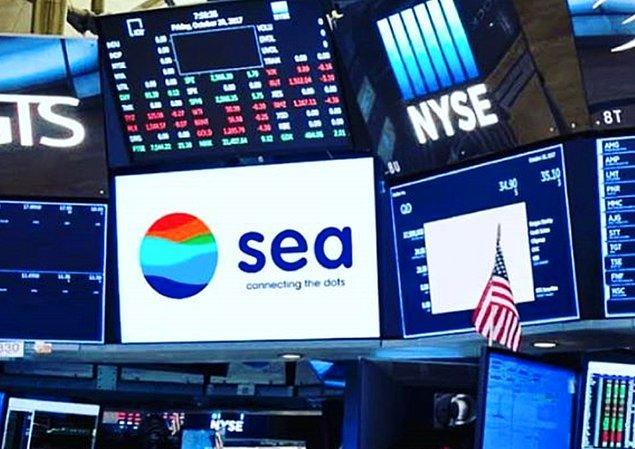 Oyun ve e-ticaret firması olan Sea'nin kurucu ortakları oldukça popüler olan Free Fire adlı oyundan karantinanın da etkisiyle rekor kazançlar elde ettiler.