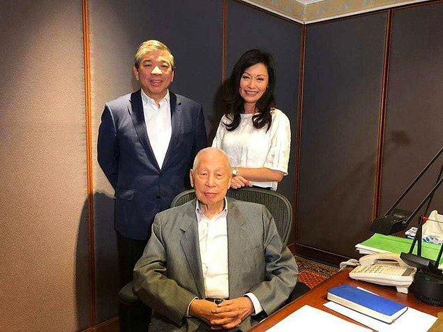 Konteyner gemisi operatörü olan Pacific International Lines'ın 102 yaşındaki kurucusu Chang Yun Chung artık milyarder değil.