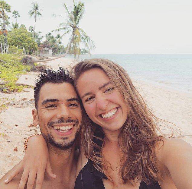 """Miguel, üvey kız kardeşiyle olan ilişkisini ise şu şekilde anlatıyor: """"Aşktan önce çok iyi bir arkadaşlığa sahiptik. Birlikte büyüdük."""""""