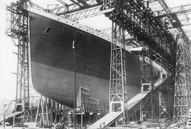 11. Geminin inşası sırasında da ölümler oldu...