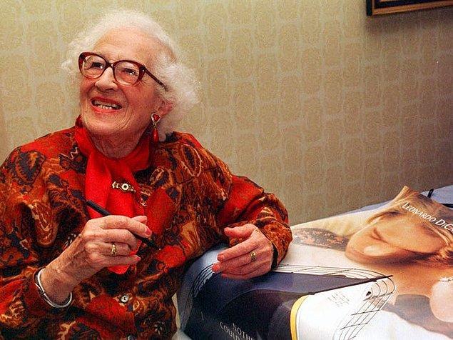 15. Kazadan sağ çıkmayı başarıp da hayatta olan son kişi olan Millvina Dean, 2009 yılında hayatını kaybetti...