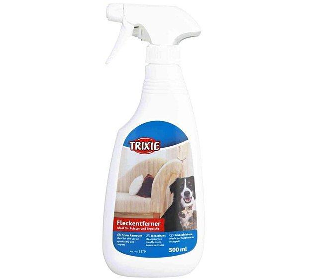 9. Özellikle halı ve döşemeleri temizlemek için ideal!