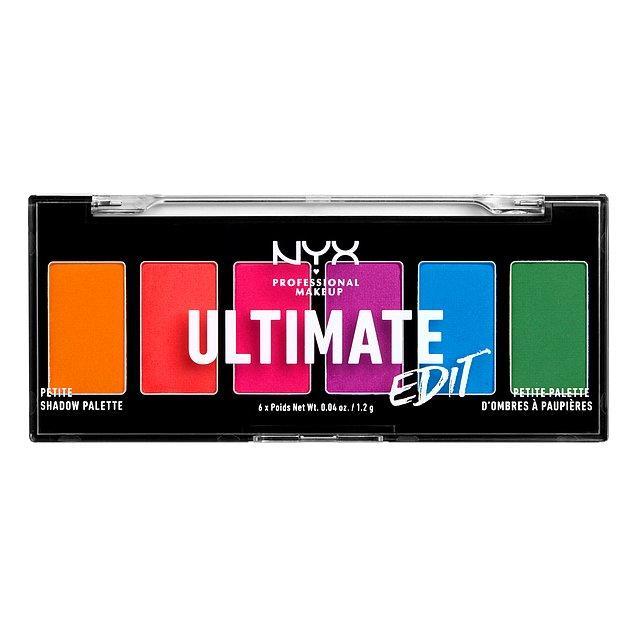 5. En sevilen Ultimate Shadow Palette serisi artık mini boyları ile!