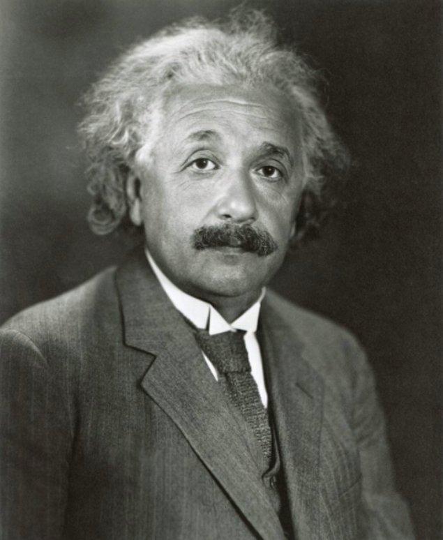 Bonus: Albert Einstein