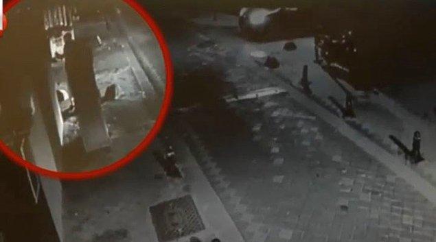Atay'a saldıranlar arasında bulunan dördüncü kişi K.T.'nin aranmasına ise devam ediliyor.