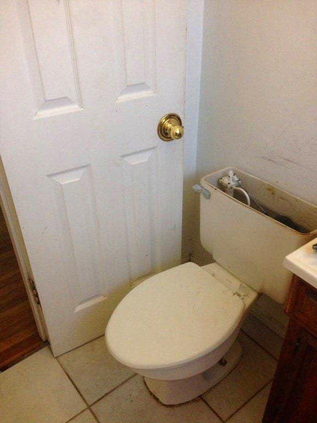 4. En azından huzurlu bir şekilde tuvaletini yapabilir (!)
