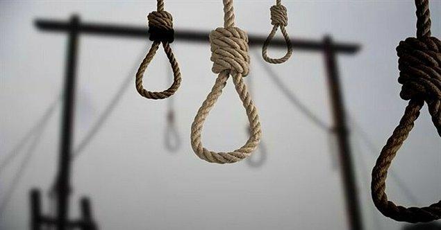 """""""İdam cezası iğrenç ve ilkel suçların işlenmesini caydırabilir"""""""