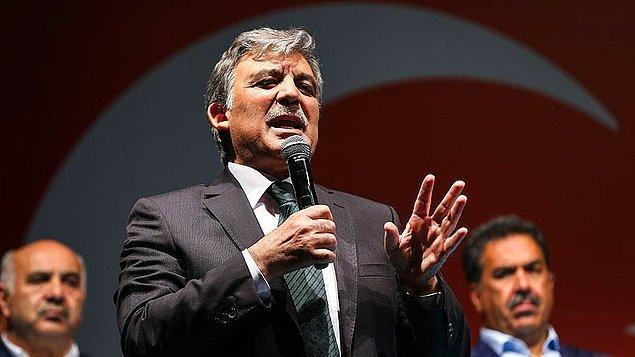 """""""Abdullah Gül'ün adaylığı ihtimal dahilinde değil"""""""