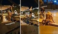Datça'ya Demirleyen Yattaki Turistlerin Esrarengiz Bir Olay Örgüsüne Sahip ve Sürpriz Son ile Biten Eğlenceleri