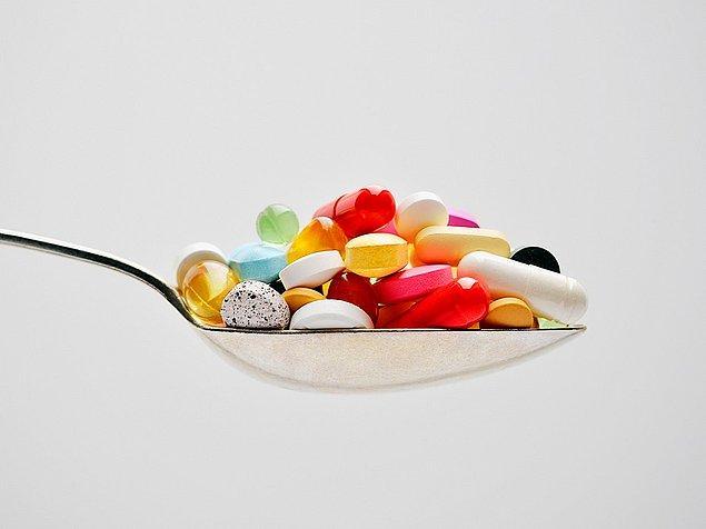 İşte bu noktada o kadar fazla vitamin, mineral, enzim, bitkisel takviye var ki; insan hangisini kullanacağını şaşırıyor.