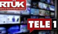 TELE1 Ekranları, RTÜK Tarafından 5 Gün Süreyle Karartıldı: 'Karartılıyoruz ama Susmayacağız'