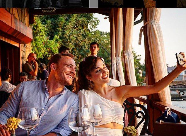 Son dönemde 'Sen Çal Kapımı' dizisindeki performansı ve rol arkadaşı Hande Erçel'le çıkan aşk dedikodularıyla oldukça gündemde Keremciğimiz.