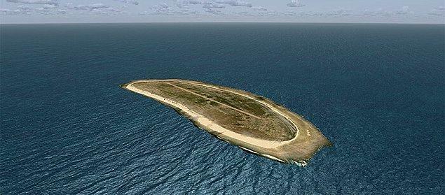 7. Howland Adası (ABD)