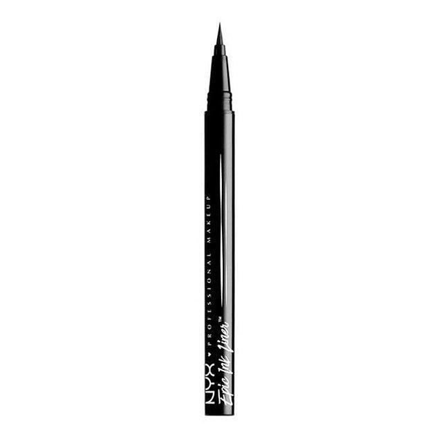 7. Suya dayanıklı (waterproof) bir eyeliner olan Epic Ink Eyeliner, vegan formülü ile doğal görüntü severler için mükemmel bir tercih!