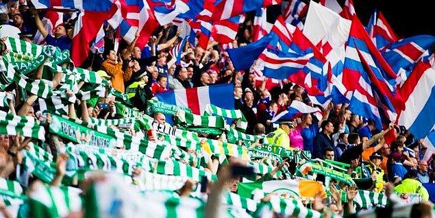 """Gelmiş geçmiş en ateşli derbilerden: Celtic - Rangers, """"The Old Firm Derby"""""""