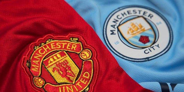 Efsanevi Manchester derbisinde karar senin: Manchester mavi mi, kırmızı mı?