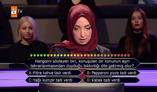 2. Keşke her bıkkınlık anında pepperoni pizza tadı verse...