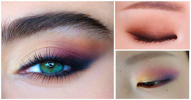 Çekik Gözler: Gözlerinizin köşelerini daha belirgin hale getirerek fark yaratmak çok kolay!