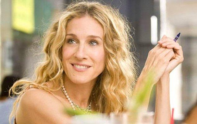 2. 'Sex and the City'den Carrie Bradshaw