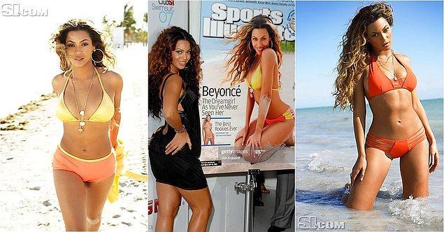 6. Sports Illustrated'ın kapağında yer alıp da model veya sporcu olmayan ilk kişiydi...