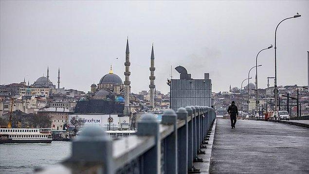 'Ekim'de İstanbul yeniden ilk sıraya çıkar'