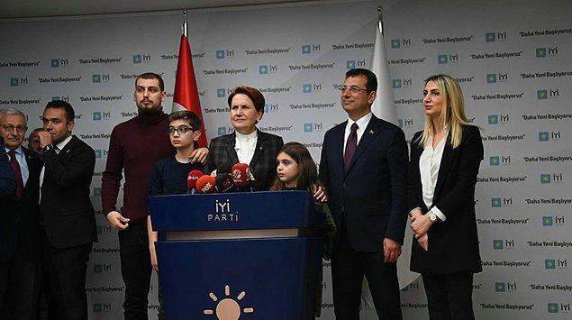 'Anketlerde Akşener ve İmamoğlu, Gül'ü ikiye katlıyor'