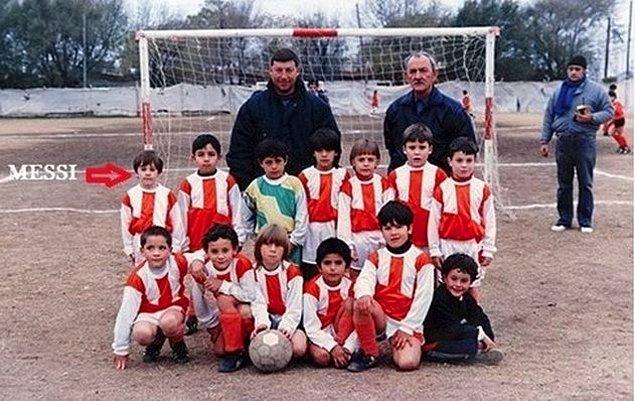 Arjantin o sene Dünya şampiyonu, Diego Maradona dünyanın en iyi futbolcusuyken ülke bir yıldızın dünyaya geldiğinden habersizdi.