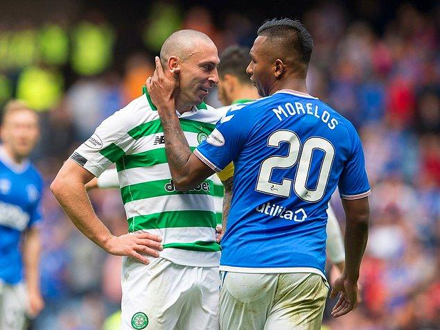 1. Glasgow Rangers vs Celtic