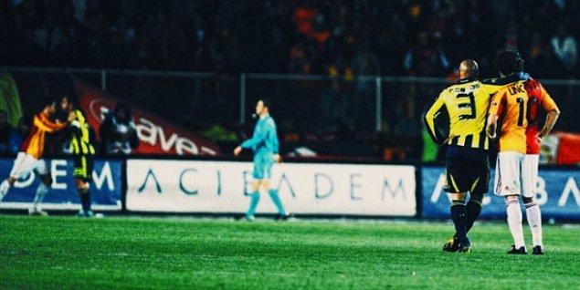 6. Fenerbahçe vs Galatasaray