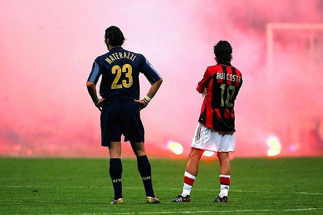 9. AC Milan vs Inter Milan