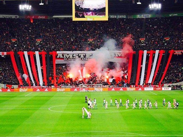 10. Ajax vs Feyenoord