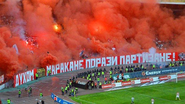 11. Partizan vs Kızılyıldız