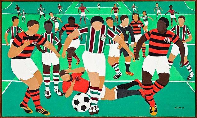 12. Flamengo vs Fluminense
