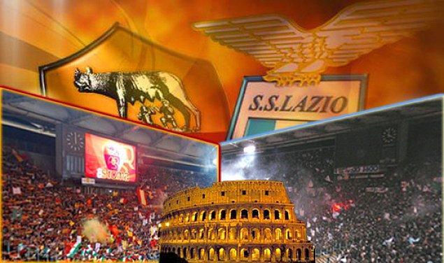 13. Lazio vs Roma