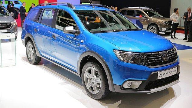 Dacia Logan MCV: 131.900 TL